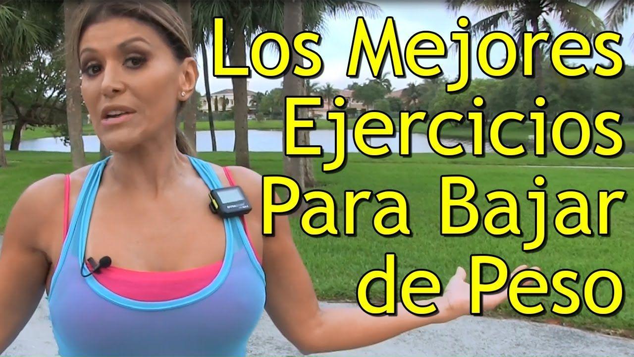 cuales son los mejores ejercicios de cardio para bajar de peso