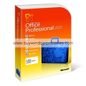 Office Professional Plus 2010 64 Bit Product Key