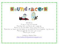 run a toy car across the letter to sound out a word- lift up the flap to see a picture