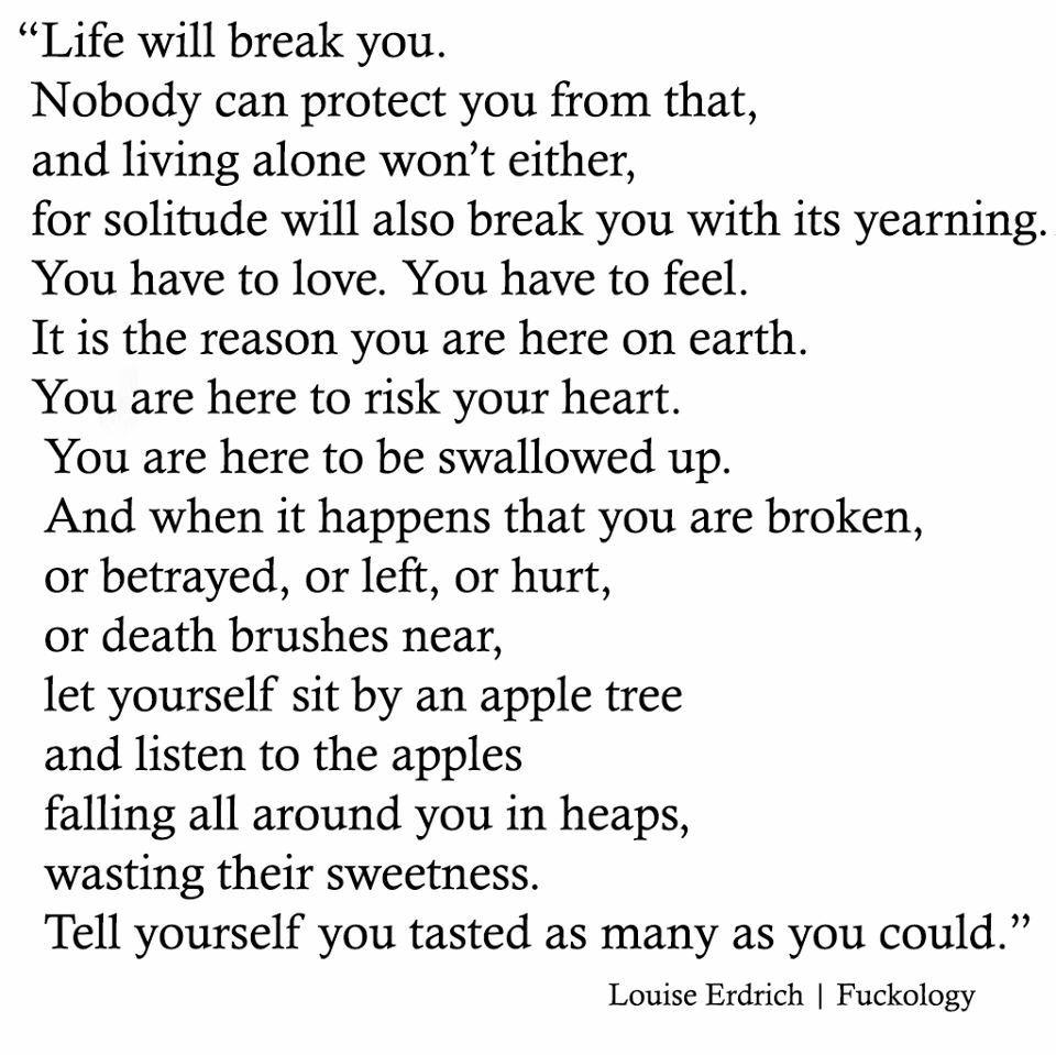 I've survived it all.
