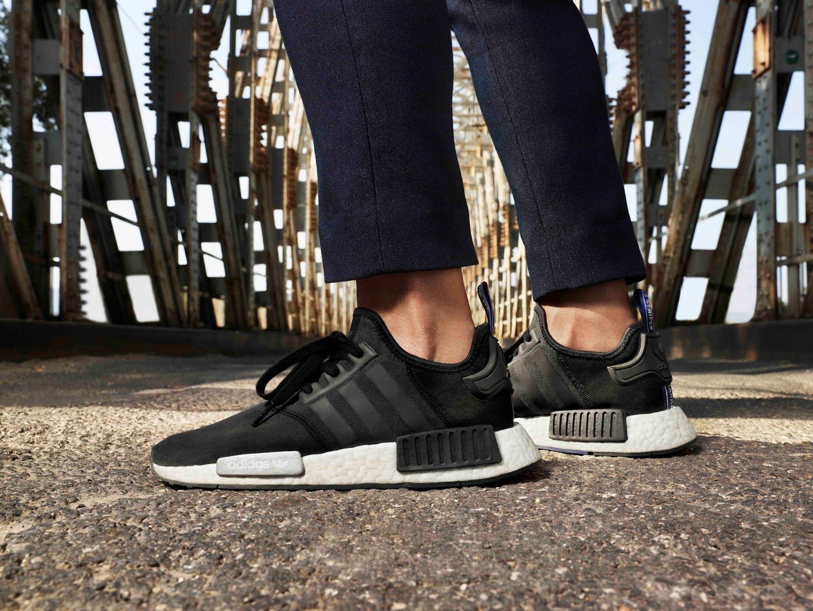 the latest 00c5b f13a1 Swag Craze First Look Adidas NMDR1 Details Pack for Women