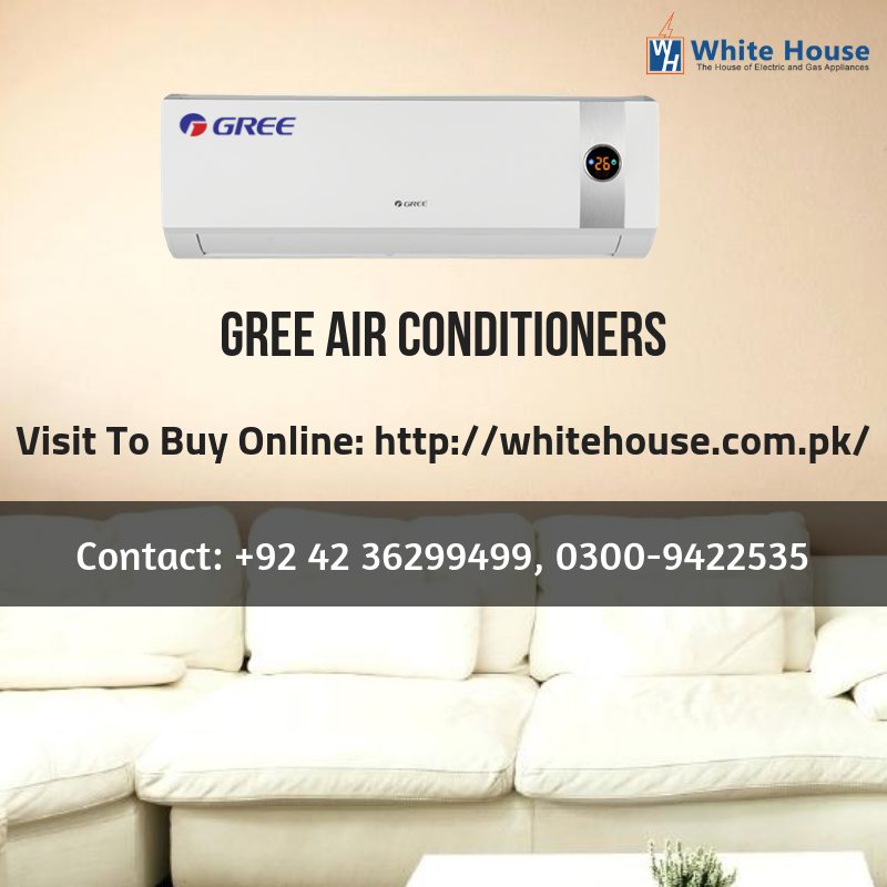Shop now for the best Air conditioners online at White
