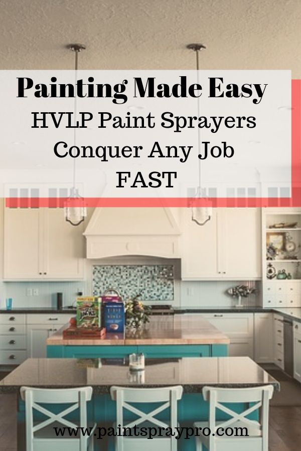Pin On Hvlp Paint Sprayers, What Type Of Paint Sprayer Is Best For Kitchen Cabinets