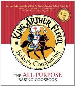 The King Arthur Flour Baker S Companion The All Purpose Cookbook King Arthur Flour Baking Cookbooks Flour Cookbook