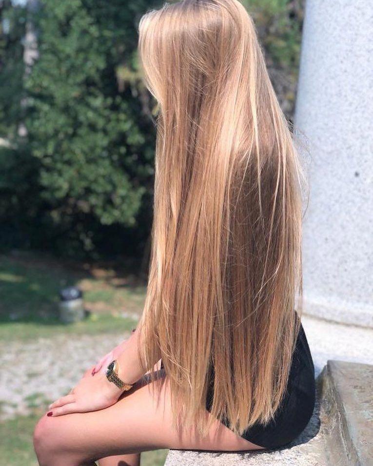 7 Follower 77 Follower 10 Posts Sehen Sie Instagram Fotos Und Videos Von Longh 7 Follower 77 In 2020 Long Hair Styles Straight Hairstyles Long Blonde Hair