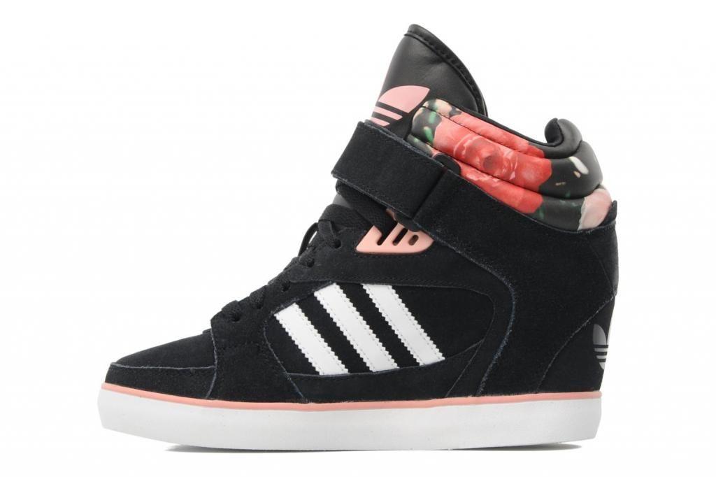 24h Pl Adidas Amberlight G99646 Rose Black 38 5127574304 Oficjalne Archiwum Allegro Adidas Adidas Sneakers Sneakers