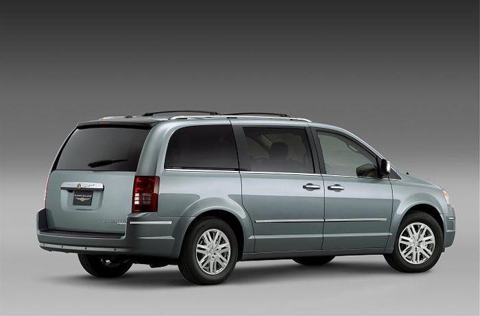 Chrysler Caravan Sport Chrysler Town And Country Chrysler Sport Photos
