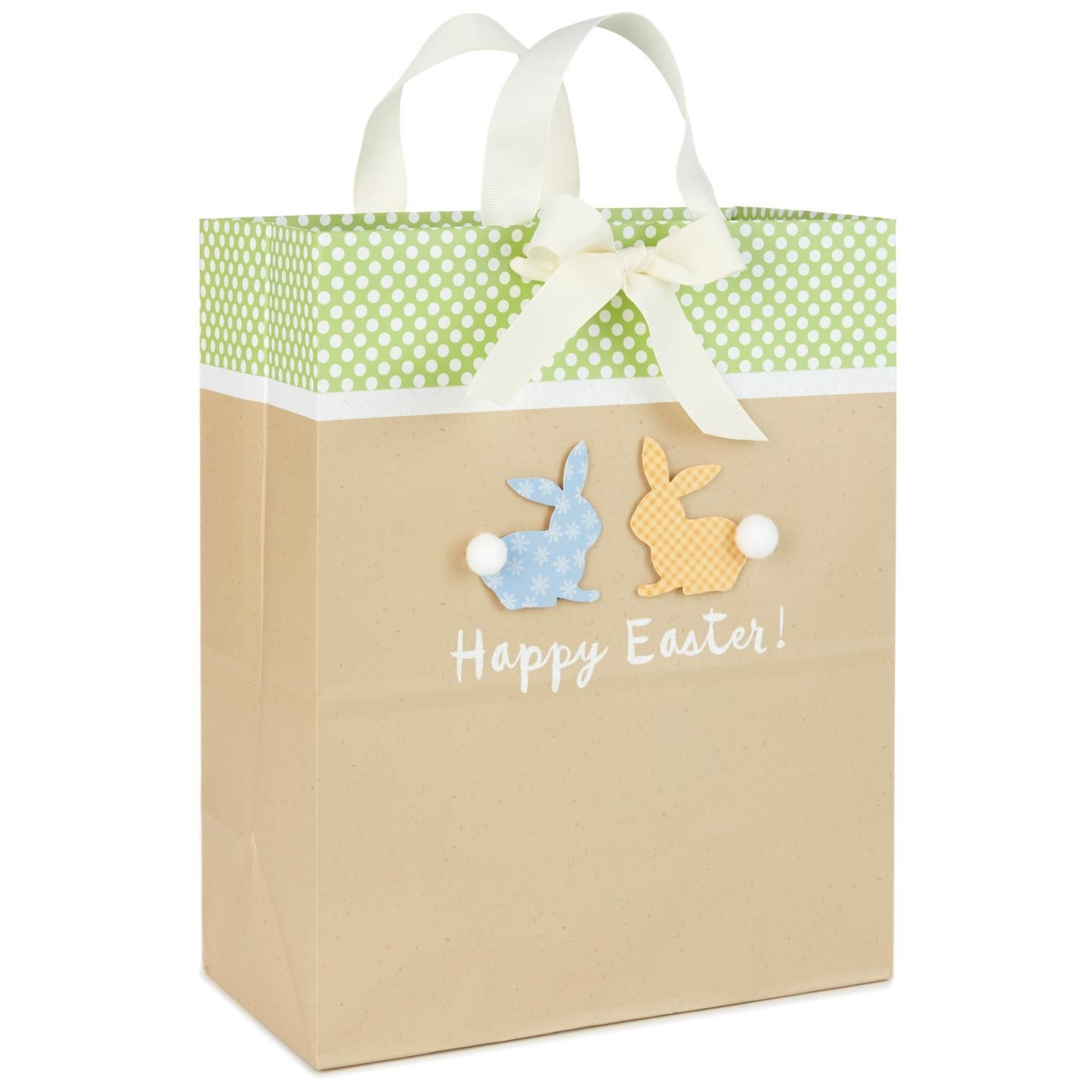 Gift wrap wrapping paper bags and trims hallmark easter and bunny and egg icons and pretty pastel colors are the perfect way to say happy easter with easter gift wrap and gift bags from hallmark negle Image collections