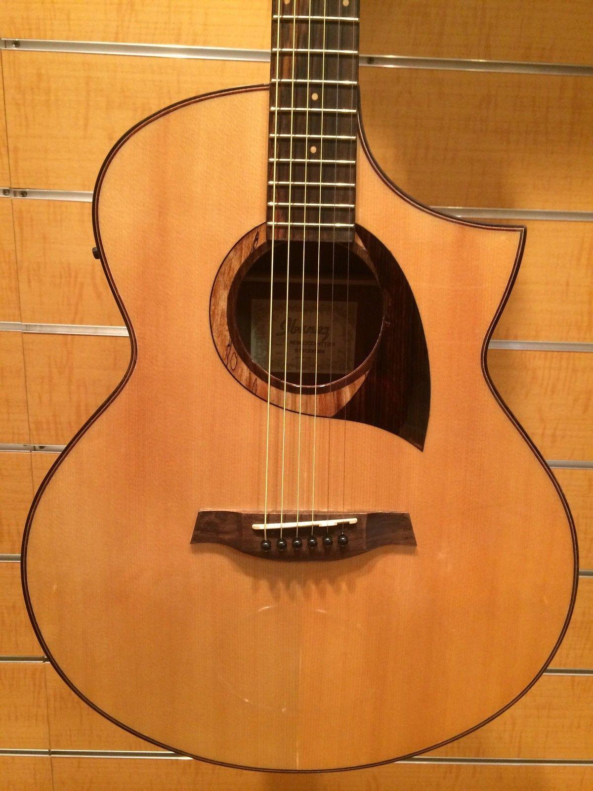 Ibanez AEW22CD NT Artwood Acoustic Electric Guitar