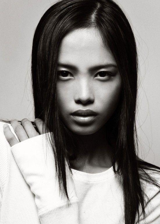 Famous Asian Models