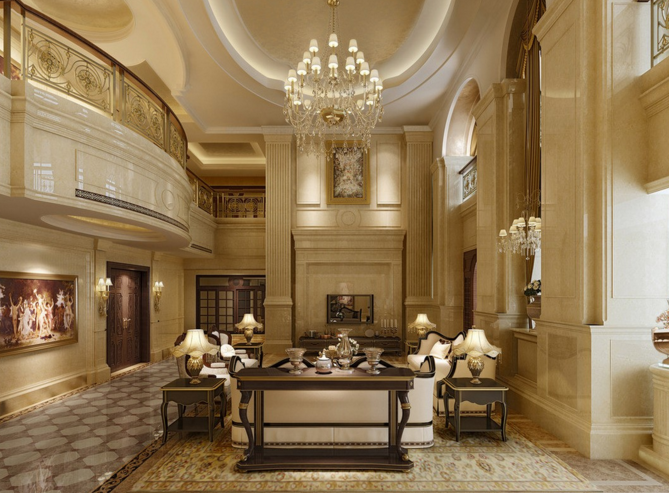 Home Interior Design Europe Classic European Style Interior Design