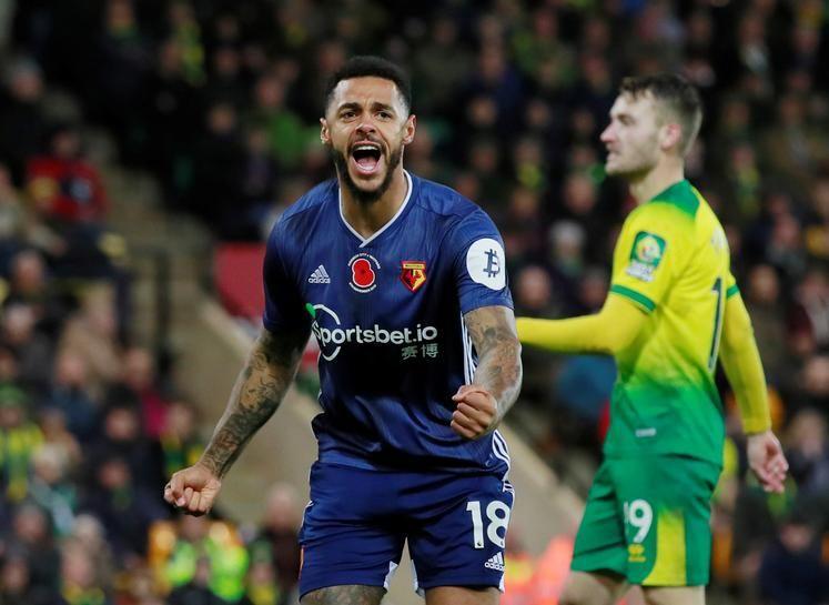 Watford Finally Win After Sinking Lacklustre Norwich Watford Premier League Football Today