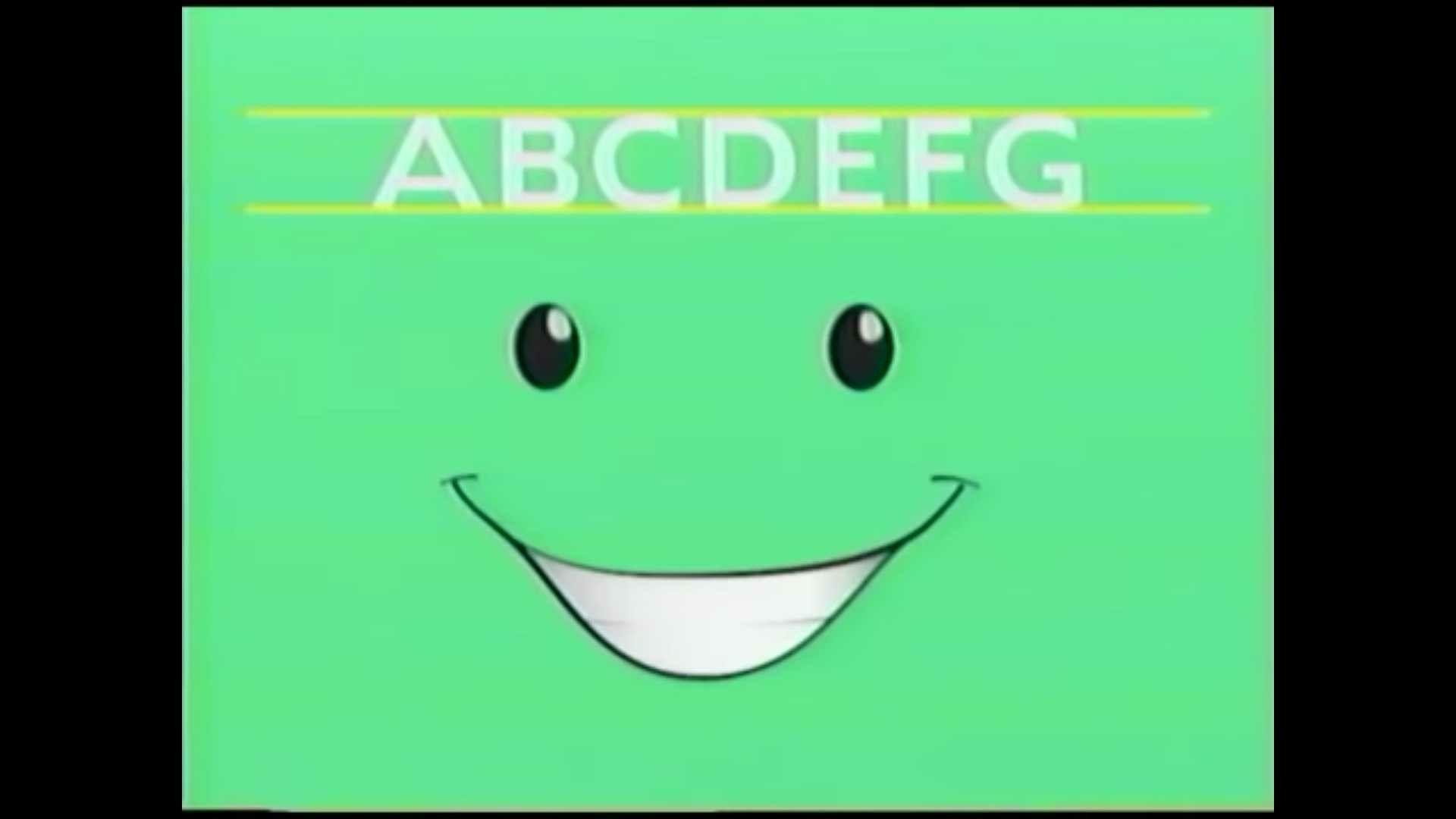 Nick Jr Face Alphabet Song Blues Clues Version Nick Jr Face And