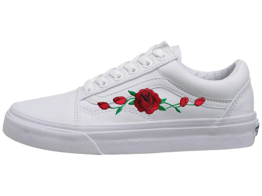 vans x roses