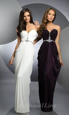 Black or white dress for the occasion? Are we feeling light or dark??