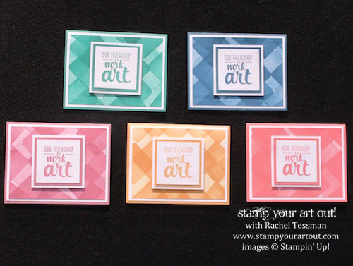 What's NEW!?! Click here to see the new 2016-18 In Colors!...#stampyourartout #stampinup - Stampin' Up!® - Stamp Your Art Out! www.stampyourartout.com
