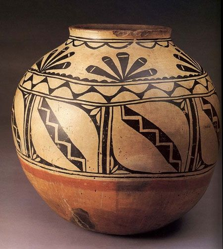 Cochiti Pueblo Pot 39 Old Santa Fe Trading Co American Indian Pottery Native American Pottery American Indian Art,Industrial Small Modern Office Design