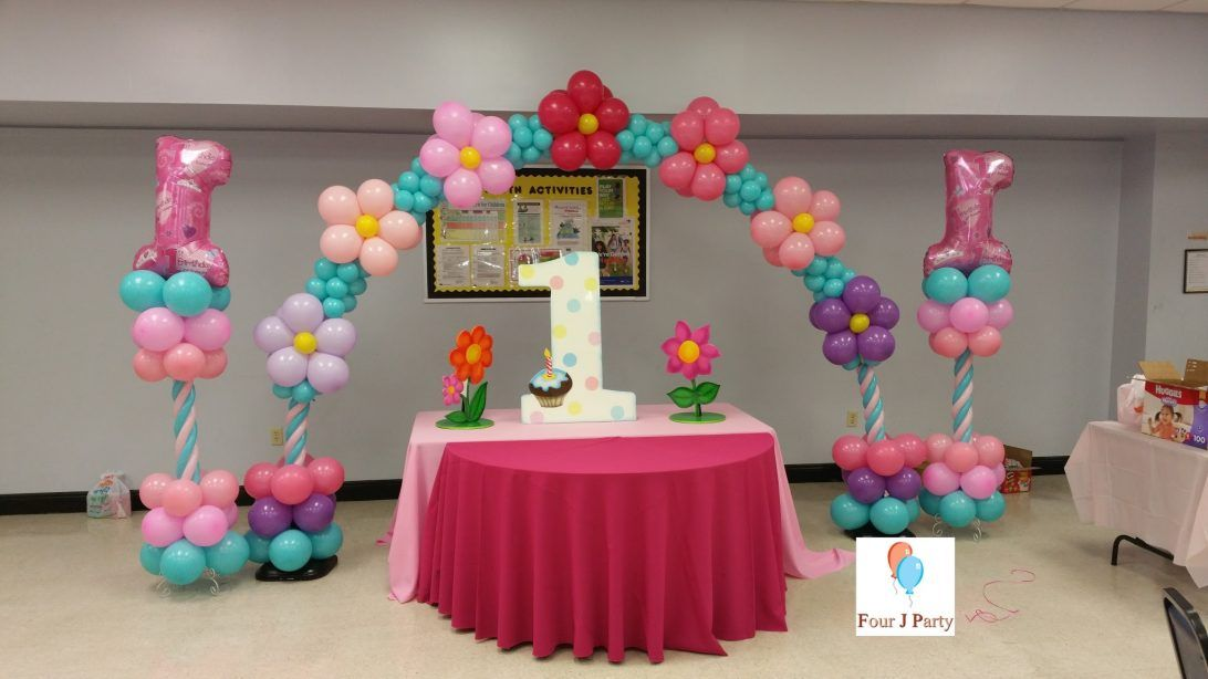 one year old birthday themes