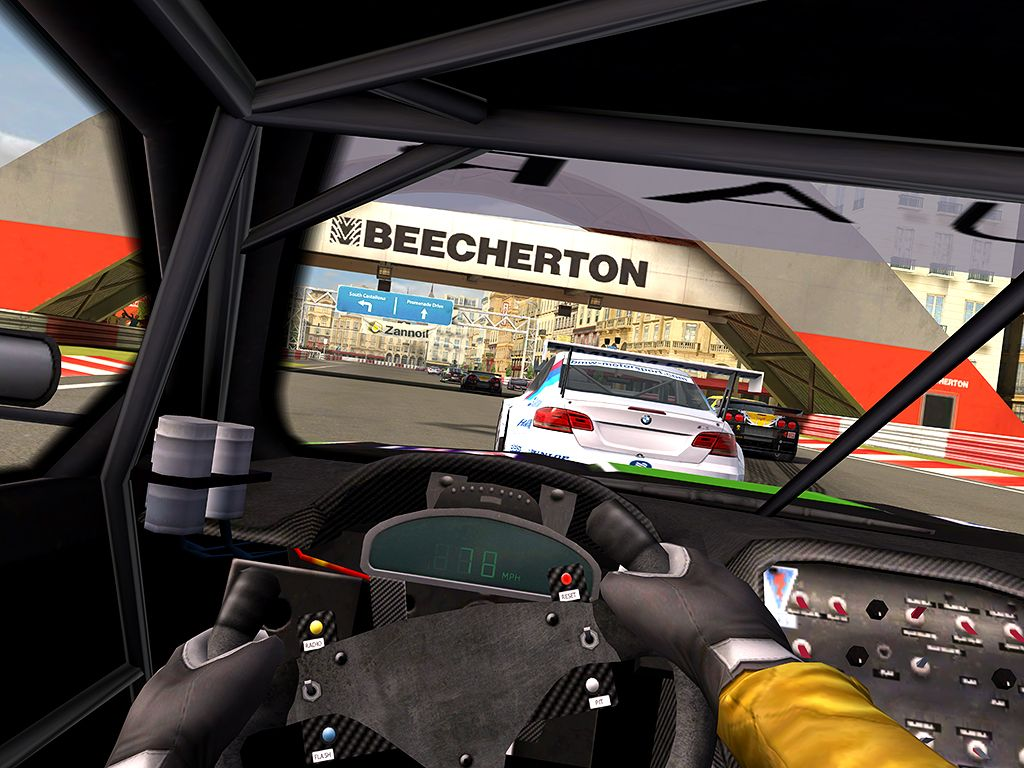 Can you Imagine this Racing Game on your Android Phone or Tablet? WOW