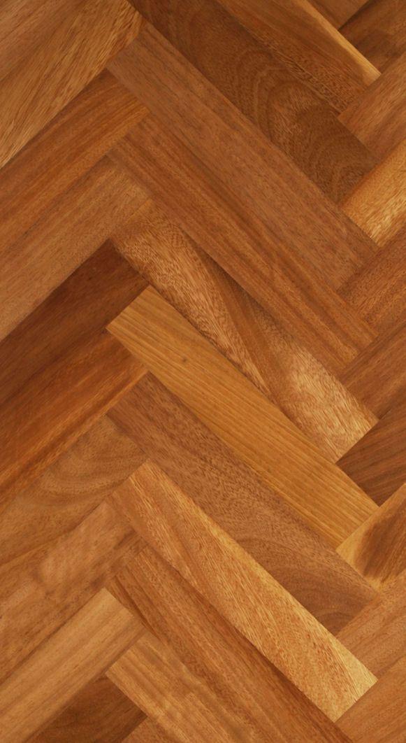 Buy Solid Iroko Parquet Flooring 20 X 70 X 310mm Prime From Wood