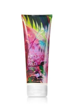 into the Wild Triple Moisture Body Cream