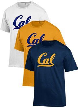 American Freshman California Berkeley Mens Short Sleeve T-Shirt Top Tee