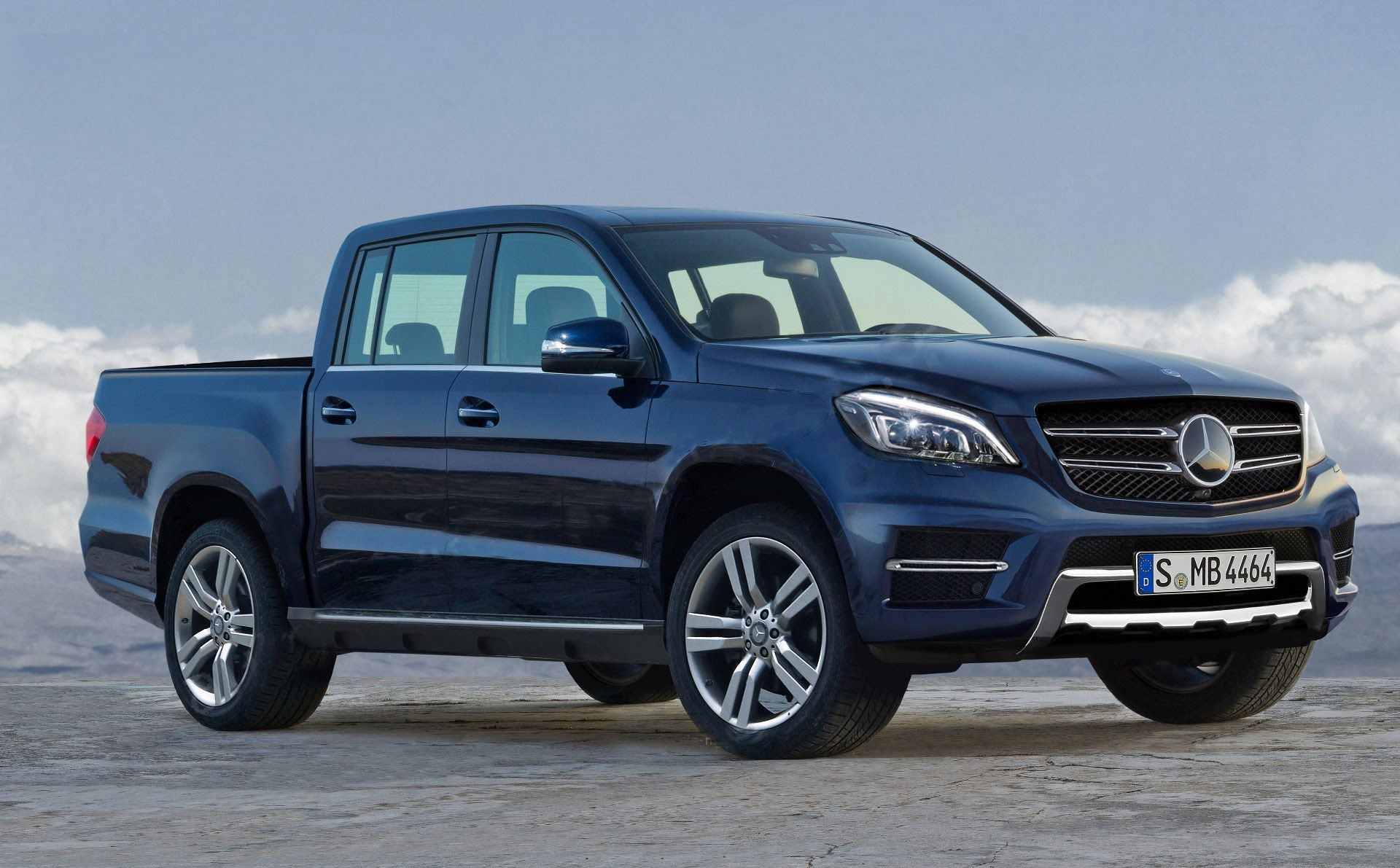 2020 Mercedes Benz Pickup Truck Price And Review 2016 2017 Car