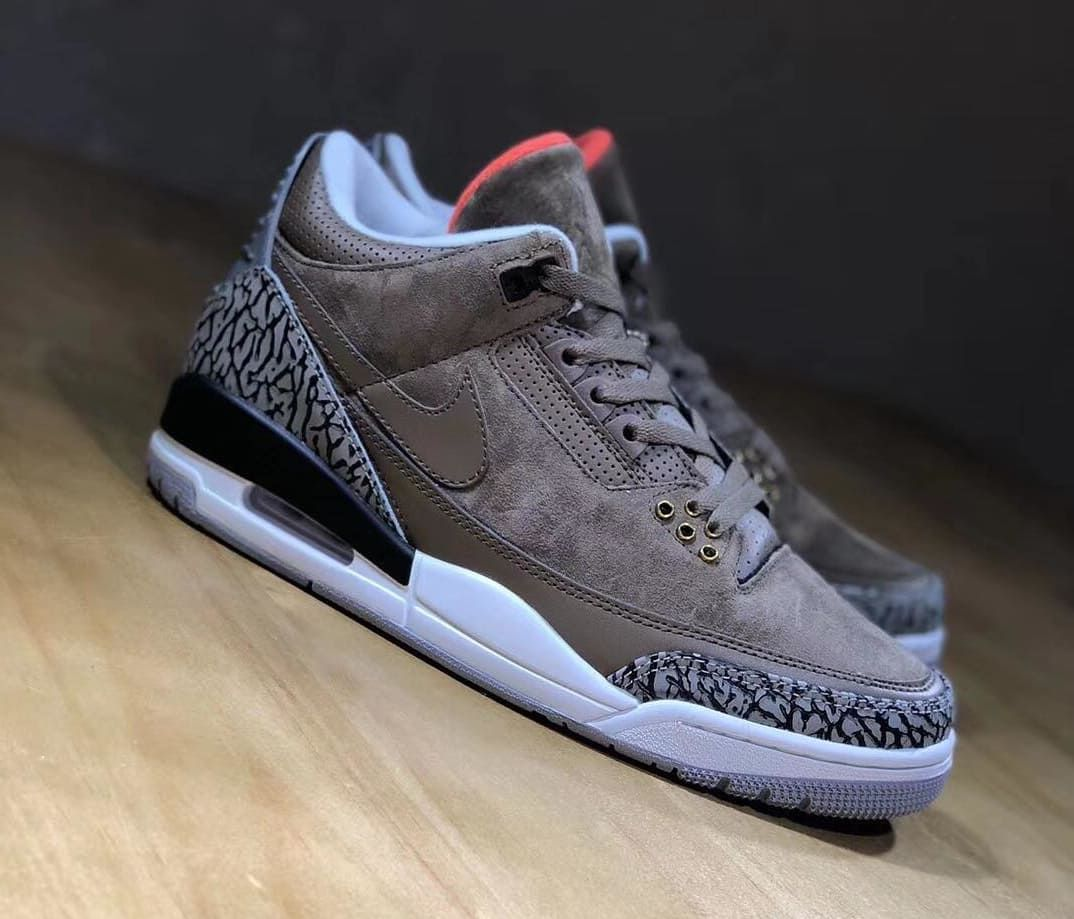 the latest f0b26 a1dfd Justin Timberlake x Air Jordan 3 JTH NRG  Bio Beige  AV6683-200 Release  Date   Sole Collector