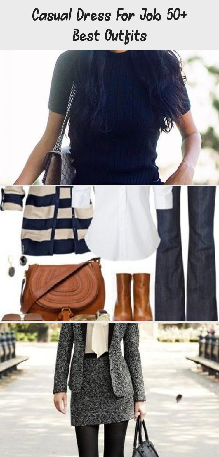 Casual Dress For Job 50+ Best Outfits - FASHIONATE | A2VIDS