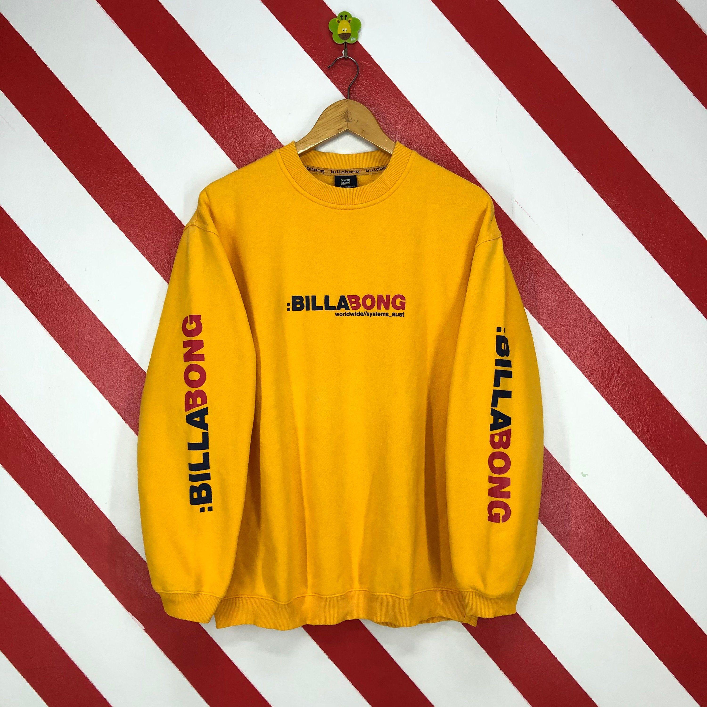 Vintage Billabong Sweatshirt Billabong Crewneck Surfwear Etsy Sweatshirts Surf Wear Carhartt Sweatshirts [ 3000 x 3000 Pixel ]