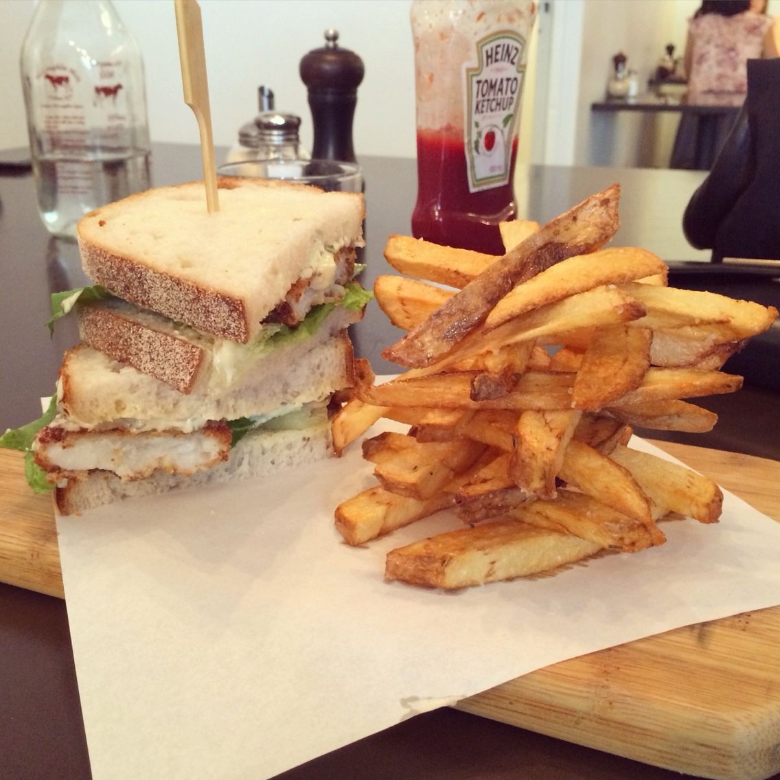 Jenga Fries Food Fries Sandwiches