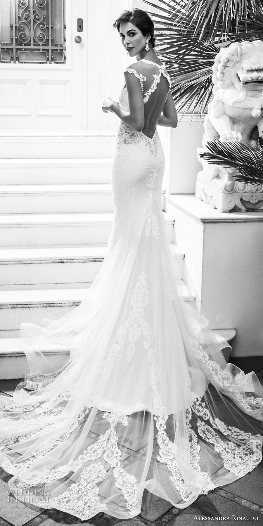 Alessandra Rinaudo 2018 Wedding Dresses | Pinterest | Hochzeitskleider