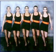 Simply Irresistible Robert Palmer Video Girl Costume Addicted