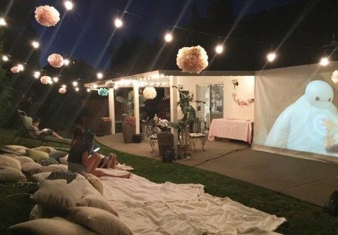 Photo of 48 Backyard Entertainment Room For Your Family