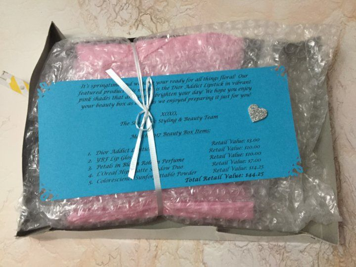 ShicaChic is a beauty subscription box that offers one full-size ...