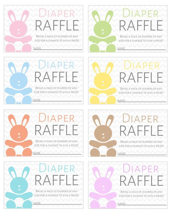 picture relating to Free Printable Diaper Raffle Tickets identify Totally free Printable Diaper Raffle Tickets Boy or girl shower Designs