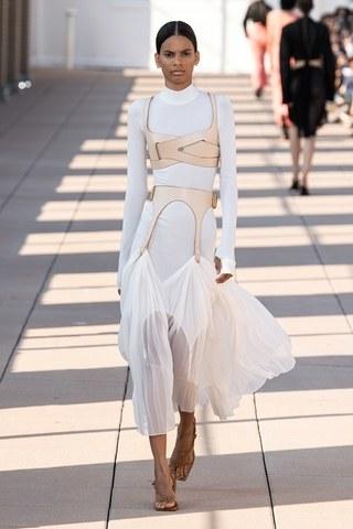 Photo of Dion Lee Forår / Sommer 2020 Klar til brug – Modeshows | Vogue Tyskland