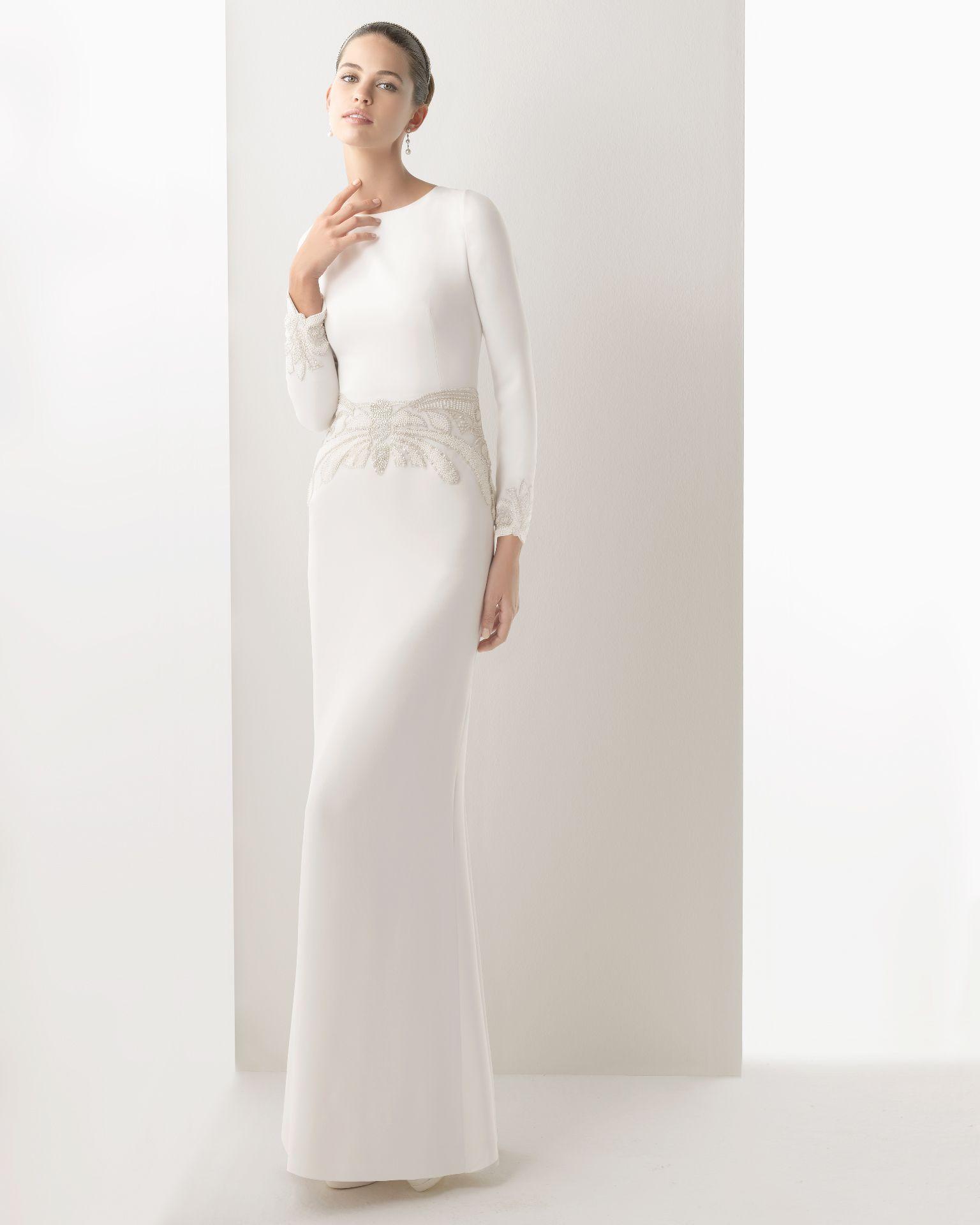 Rosa Clara wedding dresses 2014: vestidos irrepetibles!