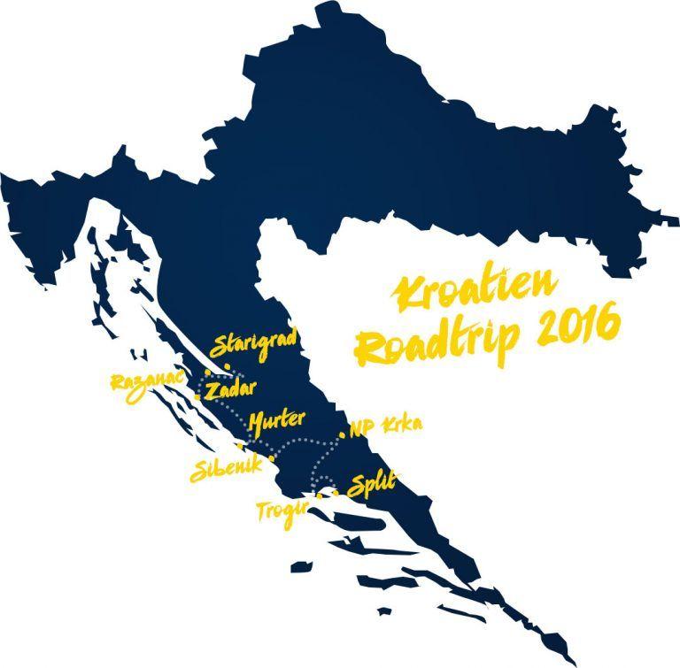 Unser fantastischer Roadtrip durch Kroatien Kroatien