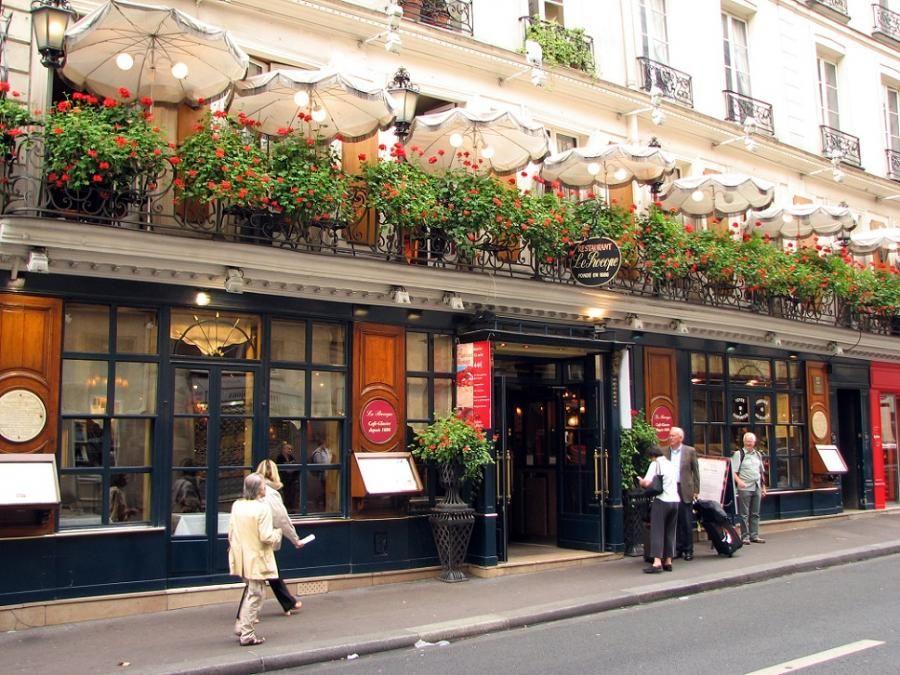 Le Procope, Oldest cafe in Paris, Established in 1686