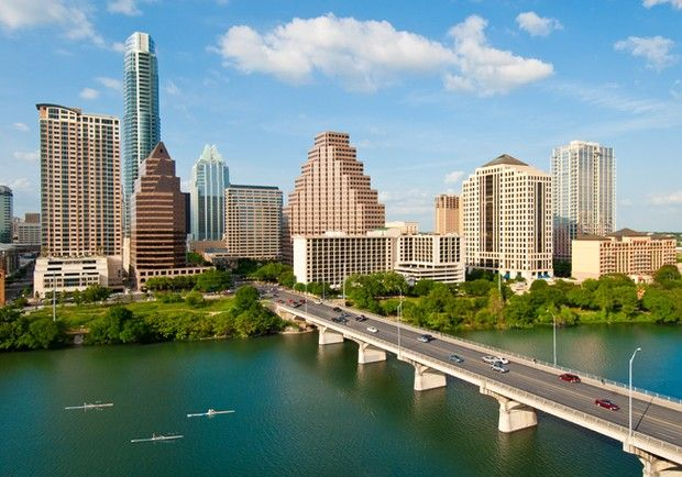 Because Austin is the 9th best place to live for business and - live careers