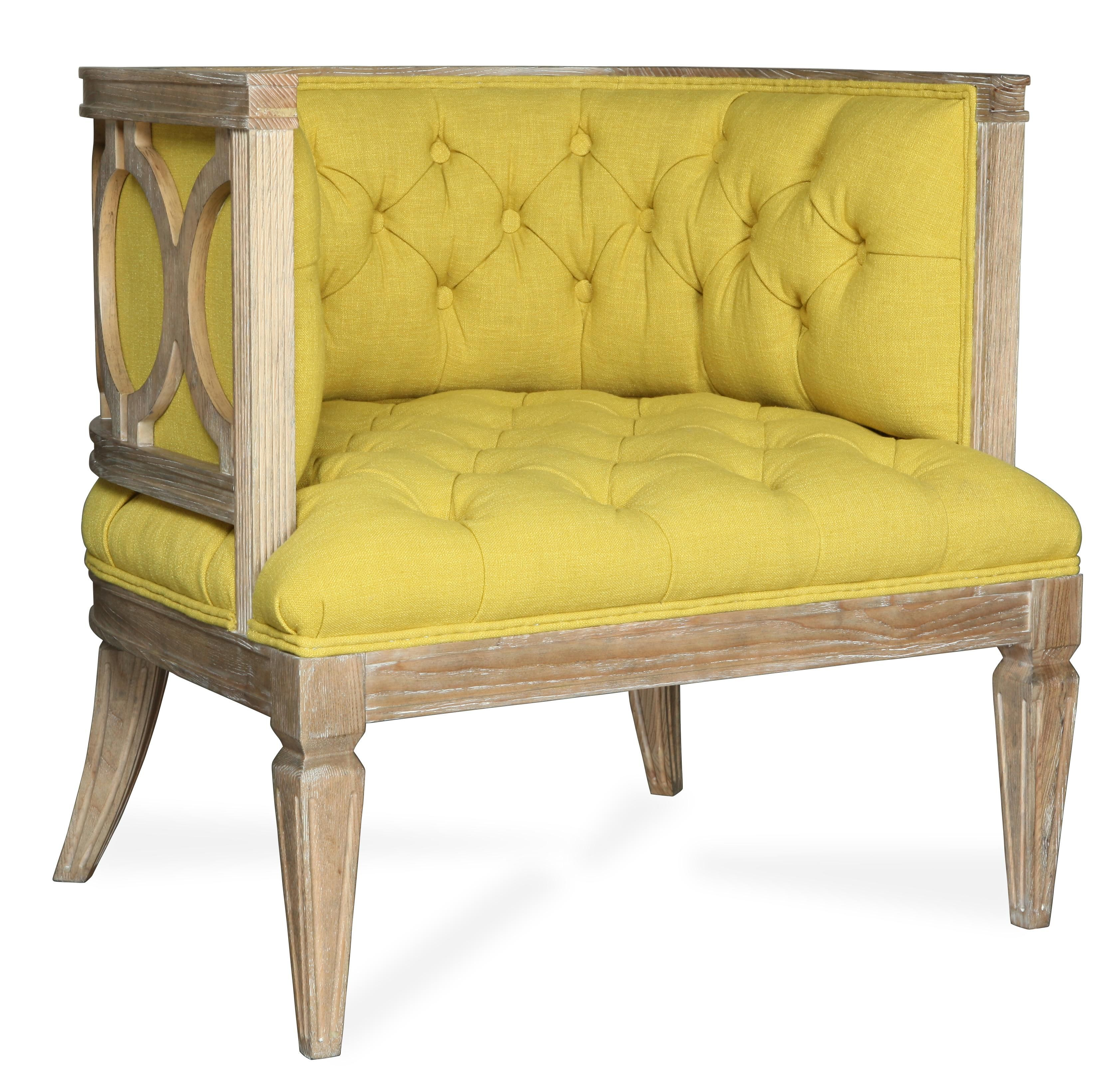 Rachlin Classics Tufted Chair Available At Stoney Creek Furniture