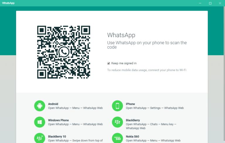 WhatsApp Web 】INICIAR SESION Escaner Código QR Web