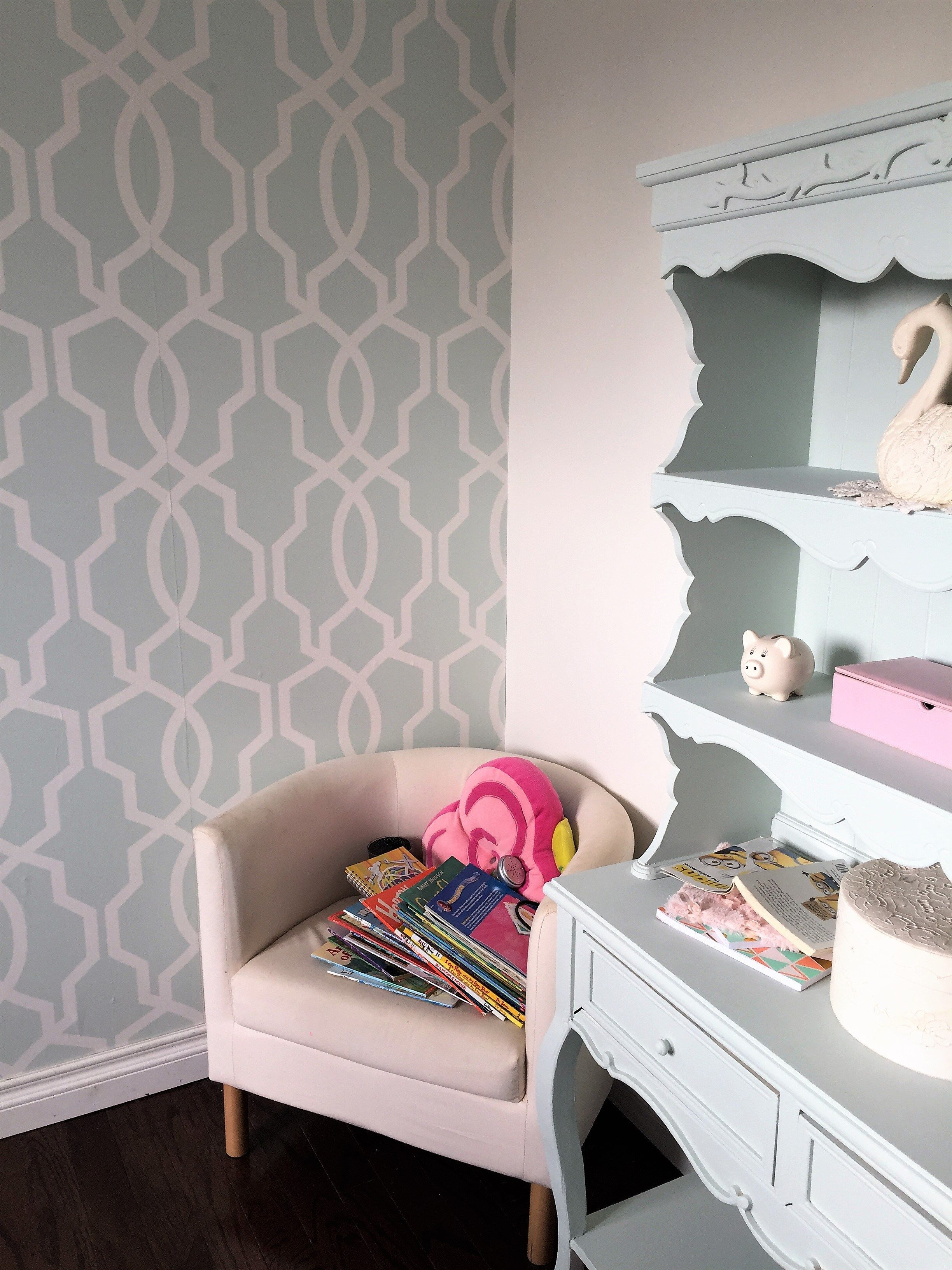 Image result for modern wallpaper girls rooms   Girls room ...