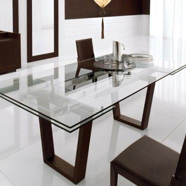 Targa Extension Table Amp Cattelan Italia Targa Extension Table Yliving Mesas De Comedor