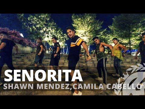 Senorita By Shawn Mendes Camila Cabello Zumba Pre Cool Down