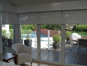Verosol Motorised Blinds Window Dressing Kitchen