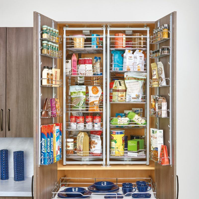 The Best Upper Cabinet Storage Ideas For The Kitchen Woodworker