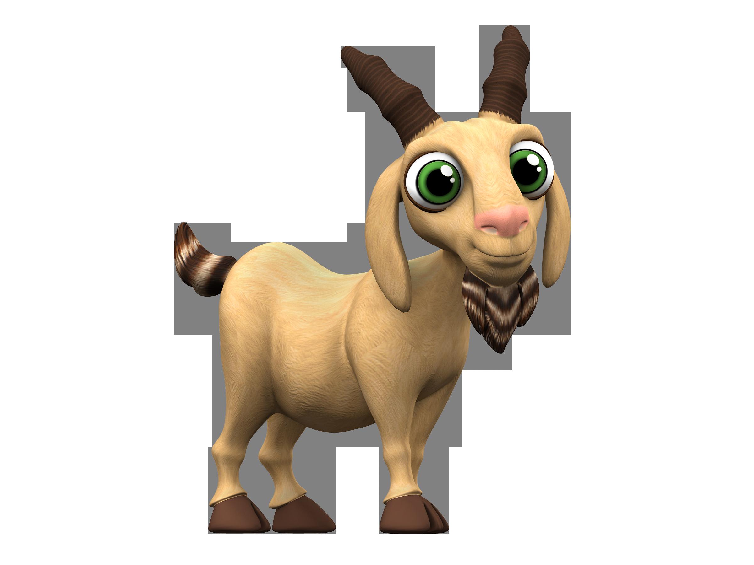 Farmerama Goat