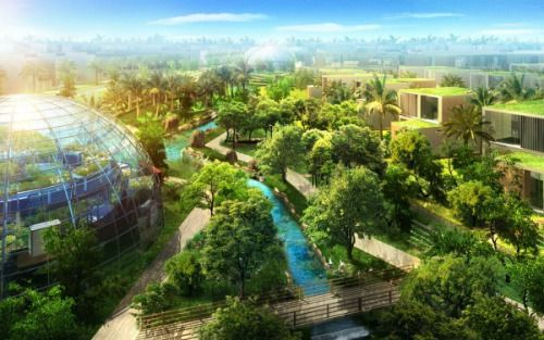 city of the future pt 1 going green green architecture
